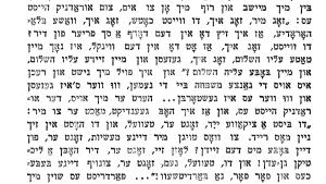 from Tevye der Milkhiker